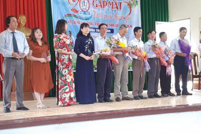 20 năm gặp mặt và tri ân các thầy cô giáo