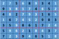 Giải ô số Sudoku kỳ 2