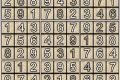 Giải ô số Sudoku kỳ 15