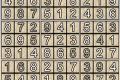 Giải ô số Sudoku kỳ 13