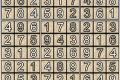 Giải ô số Sudoku kỳ 8