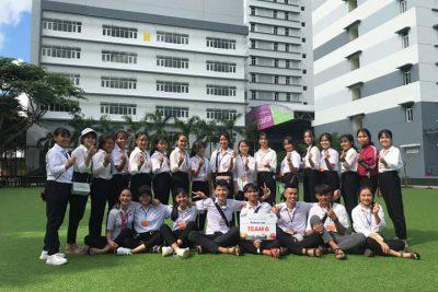 Tham gia chương trình sinh viên tập sự tại Đại học Tôn Đức Thắng