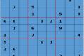 Ô số Sudoku kỳ 3, 2019-2020