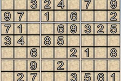 Ô số Sudoku kỳ 5