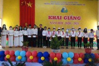 Khai giảng năm học 2020-2021